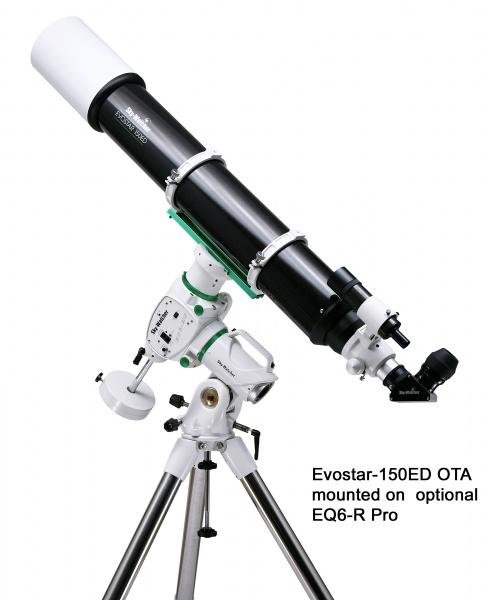 Sky Watcher Evostar 150ed Ds Pro Ota 150mm 6 Quot F 8 Ed